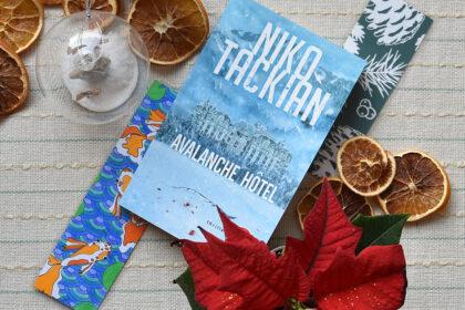 Avalanche Hôtel de Niko Tackian chez Le livre de Poche