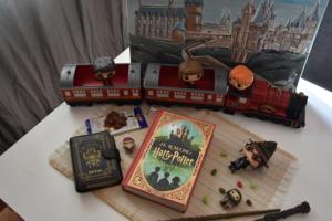 Harry Potter T.1 de JK.Rowling chez Gallimard Jeunesse