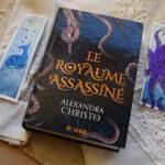 Le royaume assassiné d'Alexandra Christo chez De Saxus
