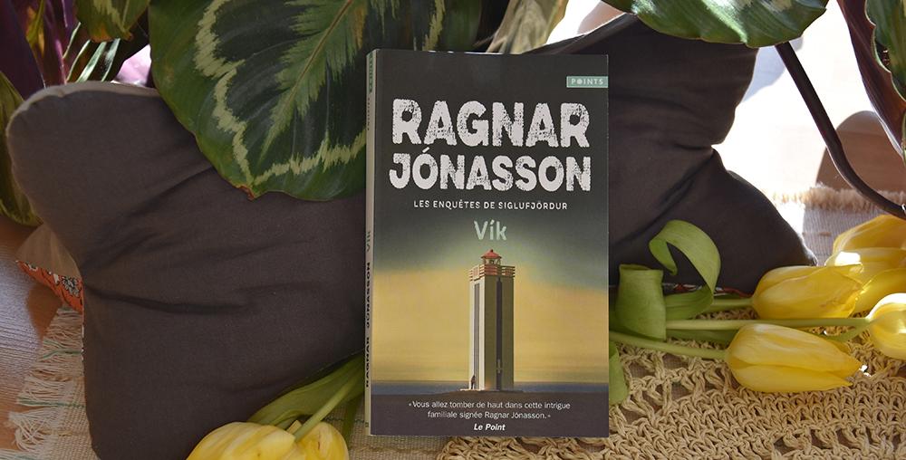 Vík de Ragnar Jónasson chez Le Point