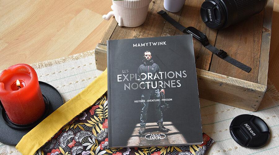Les explorations nocturnes de Mamytwink chez Michel Lafon