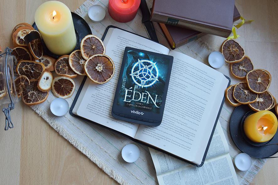 Eden - L'appel de la corneille de Ian Valderen. Ebook autopublié en 2020